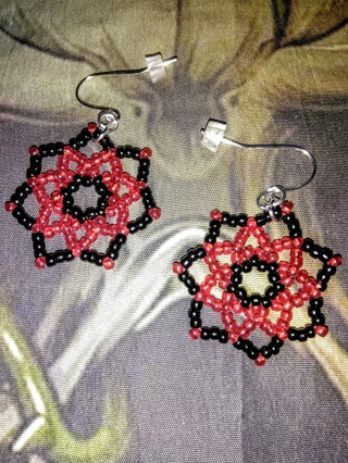 Handmade earrings (52)