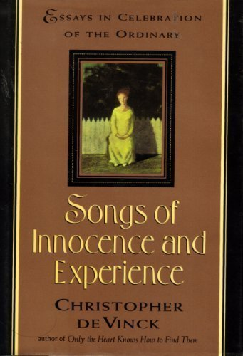 essay on innocence and experience