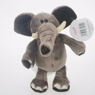 new Gray elephant Stuffed Animals soft toys plush doll 20cm plush dolls