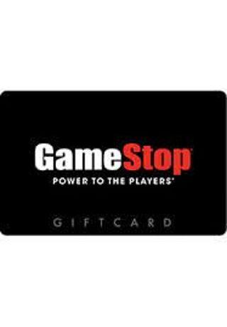 $25 gamestop gift card