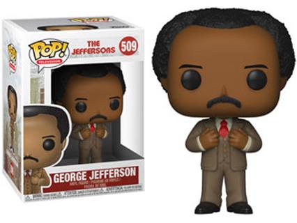 NEW Funko Pop! TV: The Jefferson's - George Jefferson Toy, Multicolor FREE SHIPPING