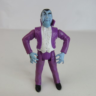 Vintage The Real Ghostbusters Dracula Vampire Monster Action Figure Kenner 1989