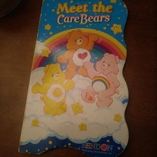 Meet the Care Bears Hardcover books