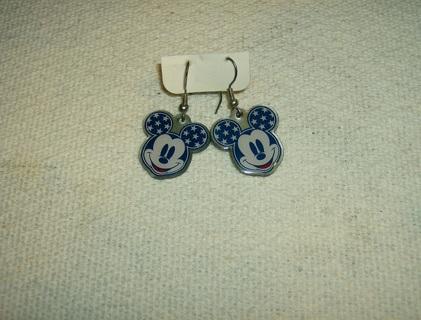 Disney Mickey Mouse Earrings