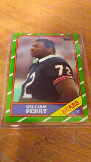 William the refrigerator Perry