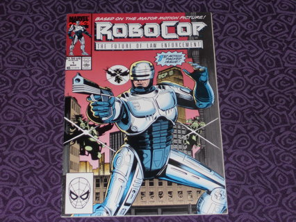 REDUCED! (1990) ROBOCOP #1 * 1ST ACTION PACKED ISSUE * VINTAGE * HIGH GRADE!