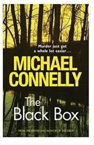 THE BLACK BOX (Harry Bosch #16) by Michael Connelly (Audiobook/CD) #LMB100DM
