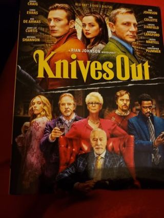 Knives Out Digital Movie