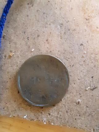 1855 ARGENTINA BUENOS AIRES 2 COIN