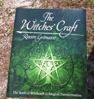 THE WITCHES' CRAFT ☽✪☾ Wicca Witchcraft Magick Pagan ☽✪☾ Wonderful Book! ~ FREE SHIPPING