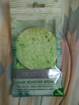 ECOTOOLS MASK REMOVER SPONGES -- NEW!!