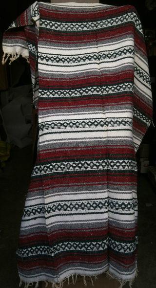 Hand Made Afghan or throw Blanket