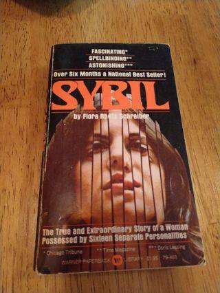 Sybil by Flora Schreiber (paperback)