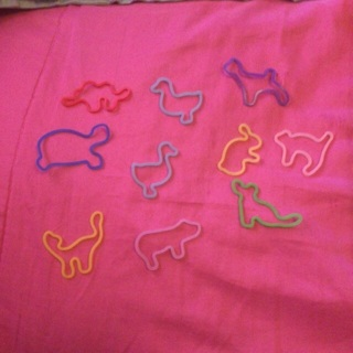 Lot # 2 of 10 silly bands