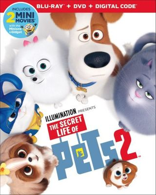 Secret life of pets 2 HDX Movies Anywhere, Vudu, iTunes code only