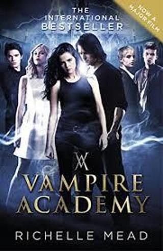 (NEW!) Vampire Academy by Richelle Mead (TPB)