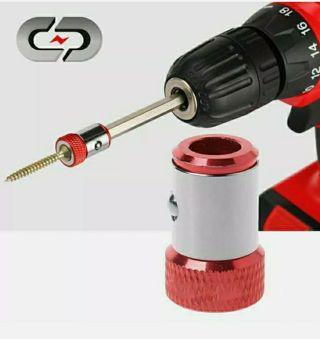 Universal Magnetizer Ring Screwdriver Tips Screw Bits Magnetic Pick Up Tool Kit
