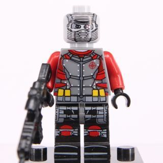 New Deadshot Minifigure Building Toy Custom Lego
