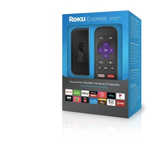 Roku Express - Shipped Direct from Amazon - New & Sealed