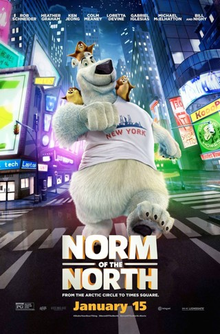 """""""Norm of The North"""" Sd - """"Vudu redeem only"""" Digital Movie Code"""