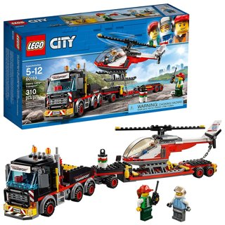 NEW LEGO City Heavy Cargo Transport Building Kit Toys Games Fun Kids FREE SHIPPING