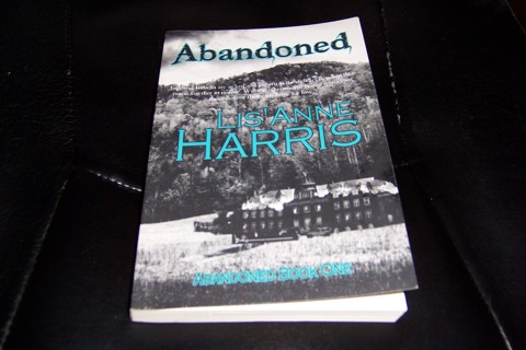 Abandoned by Lis'Anne Harris Paranormal Romance