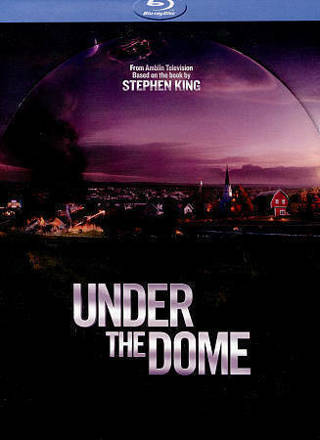 Under the Dome (Blu-ray Disc, 4-Disc) (Stephen King) FREE SHIPPING