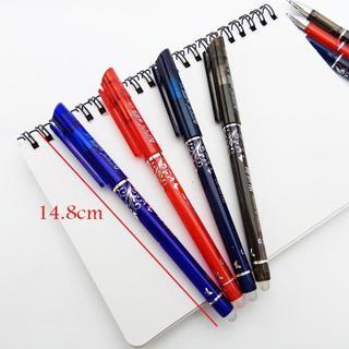 4 Colors Choose 0.5mm Kawaii Pilot Erasable Pen Magic Gel Pen School Office Writing Supplies Stude