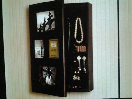 Free At At Bnib At At Interiors By Design Wall Hanging Jewelry Box With