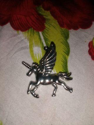 Large unicorn charm