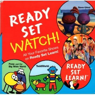 Discovery Kids - Ready Set Learn Promo #1 - YouTube