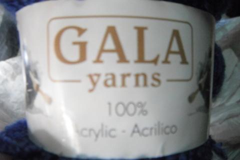 Gala yarns