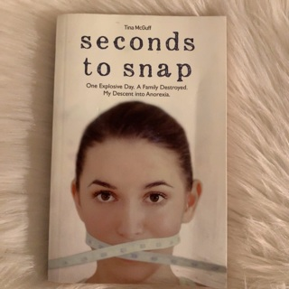 Seconds to Snap Paperback Book