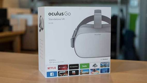 Free: BRAND NEW Oculus Go - 64GB Stand-Alone Virtual Reality