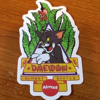 Daewon Sticker
