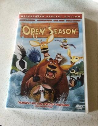 Open season DVD *New* 2006