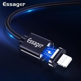 Essager Magnetic Cable For iPhone X Xr Xs Max Magnet USB Charging Cable for iPhone 8 7 6 6s 5 5s 4