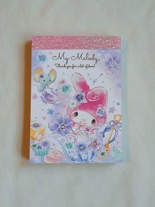 "~Sanrio '2019'~ My Melody ""A Lot Of Love"" Mini-Memo Pad *Sold Only In Japan!!* ☆Kawaii Bonus☆"