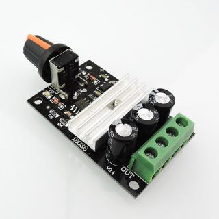 2PCs PWM DC 6V 12V 24V 28V 3A Motor Speed Control Switch Controller