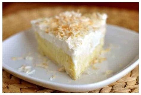 ~☆(New) Coconut Cream Pie Recipe ☆~