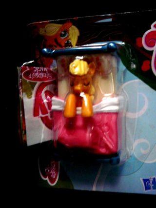 My Little Pony Friendship is Magic Hasboro Mini Figure Toy Applejack