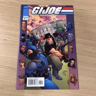 G.I. JOE A REAL AMERICAN HERO FRONTLINE#4 IMAGE COMIC