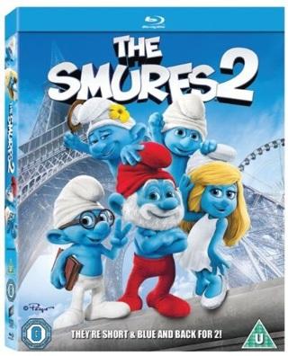 The Smurfs 2 Digital Movie Code