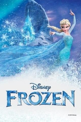 Disney Frozen Digital Movie Code in HD for GP