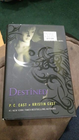 Destined by Casts (hardcover)