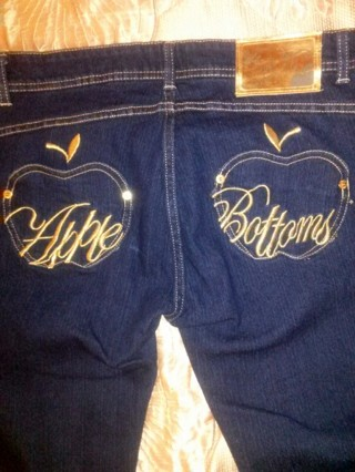 "Free: Apple Bottom Jeans ""Size 13/14"" (PAY THROUGH PAYPAL ..."