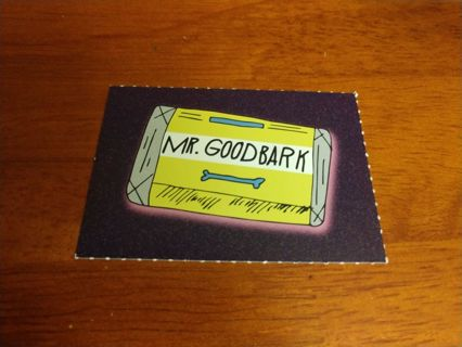 Mr. Goodbark