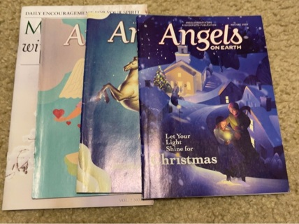 Three Angels on Earth Magazines
