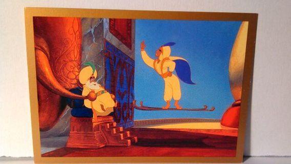 Disney's Aladdin Trading Card