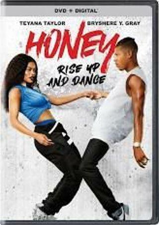 honey rise up and dance UV code